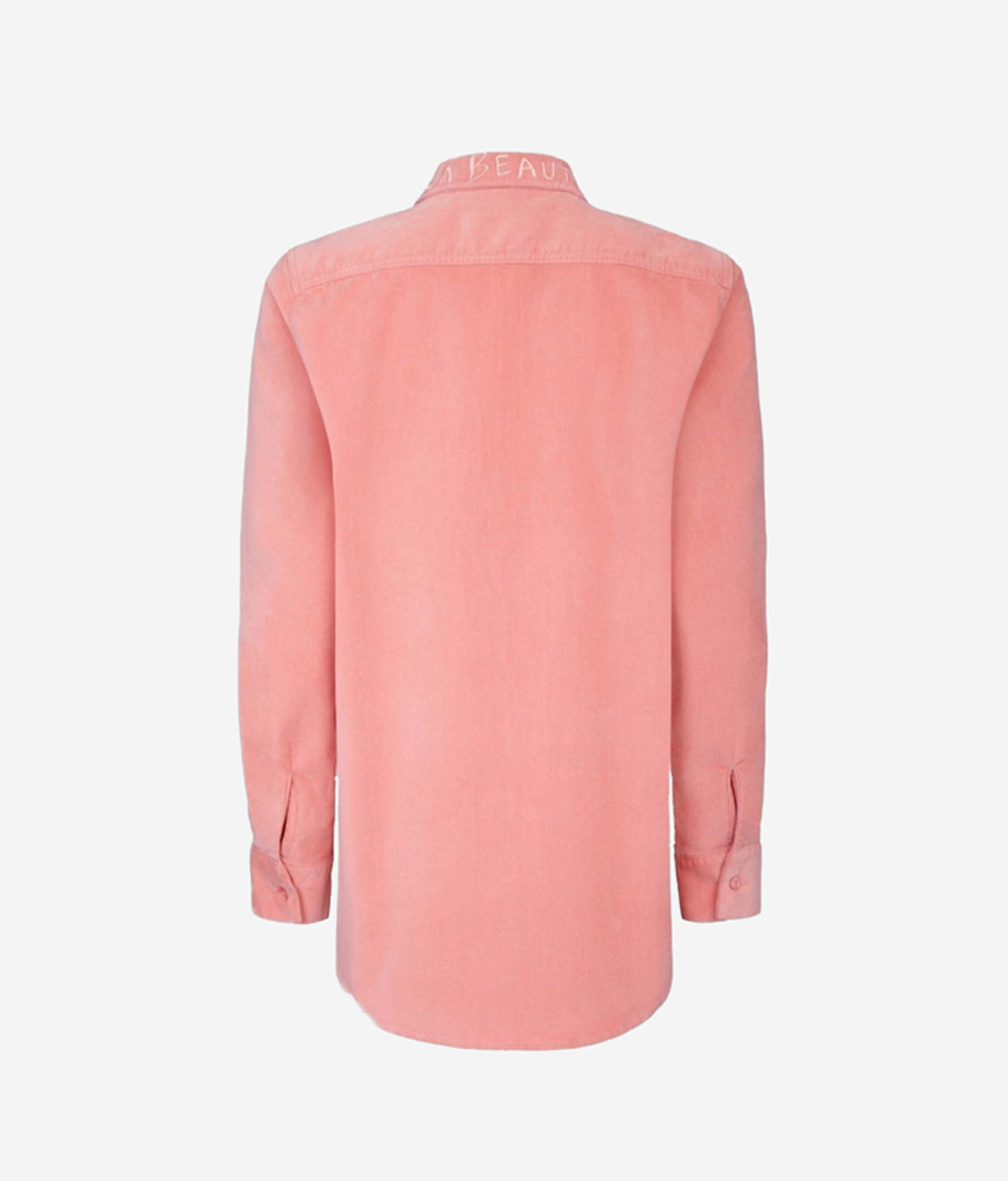 Etre Cecile Etre Cecile Eiffel Tower Girlfriend Shirt Pink