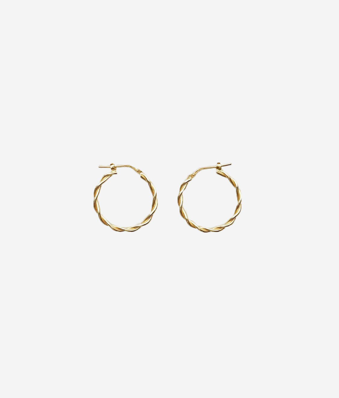 Golia Earrings Meadow Hoops