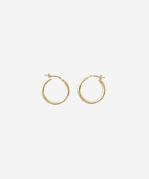 Golia Earrings Valentina Hoops