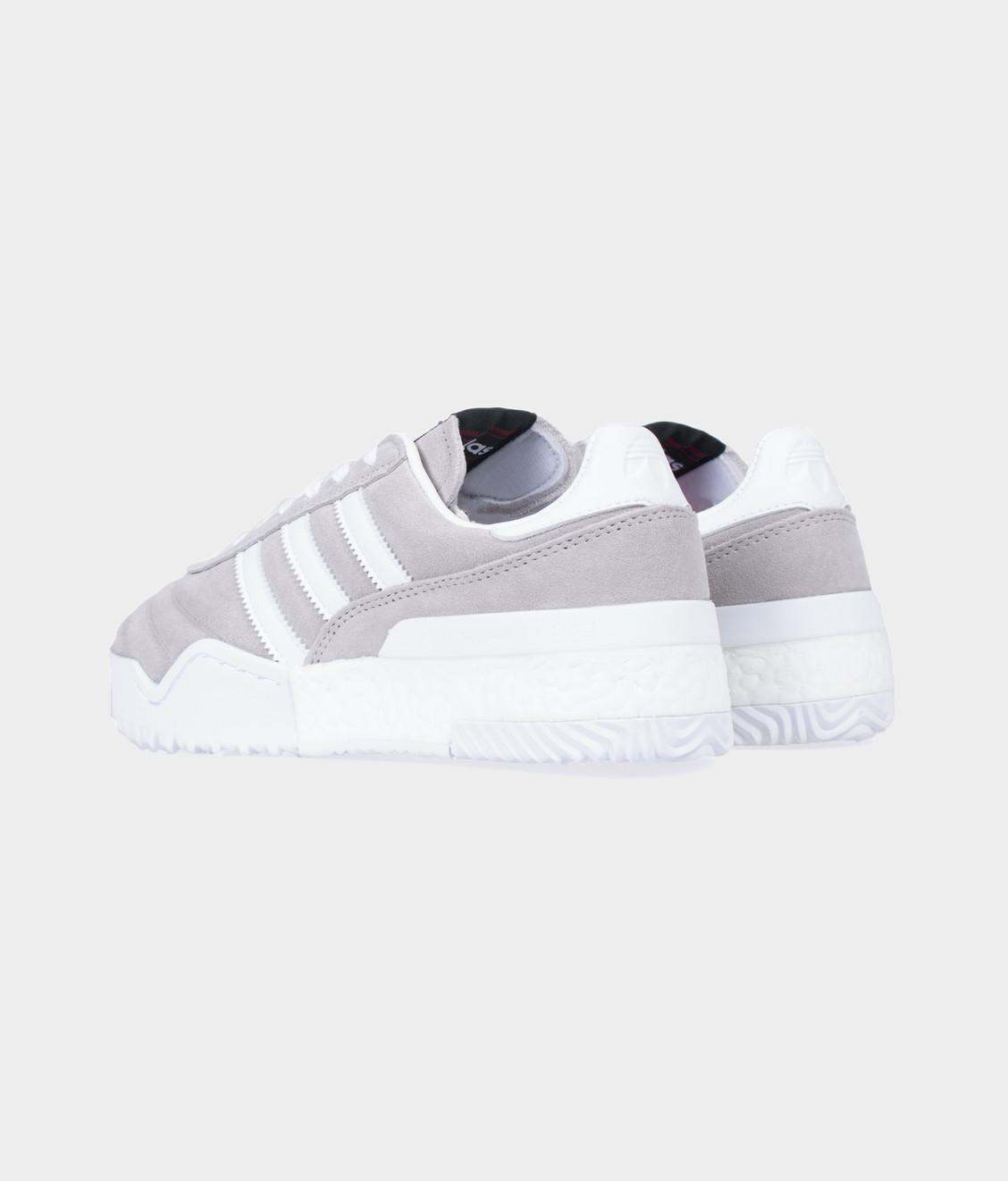 Adidas Adidas Alexander Wang Bball Soccer Clear Granite White