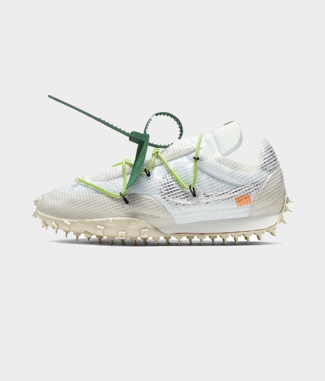 Nike Nike Off White Waffle Racer White Black top 10