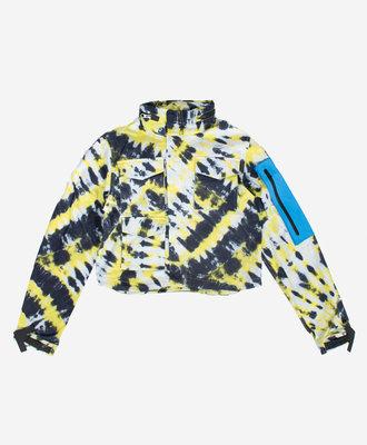 Nike Nike Off White NRG Jacket Tye Dye Volt #27