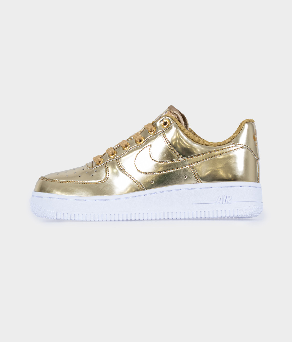 Nike Nike W Air Force 1 SP Metallic Gold