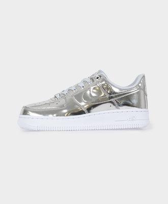 Nike Nike W Air Force 1 SP Chrome Silver