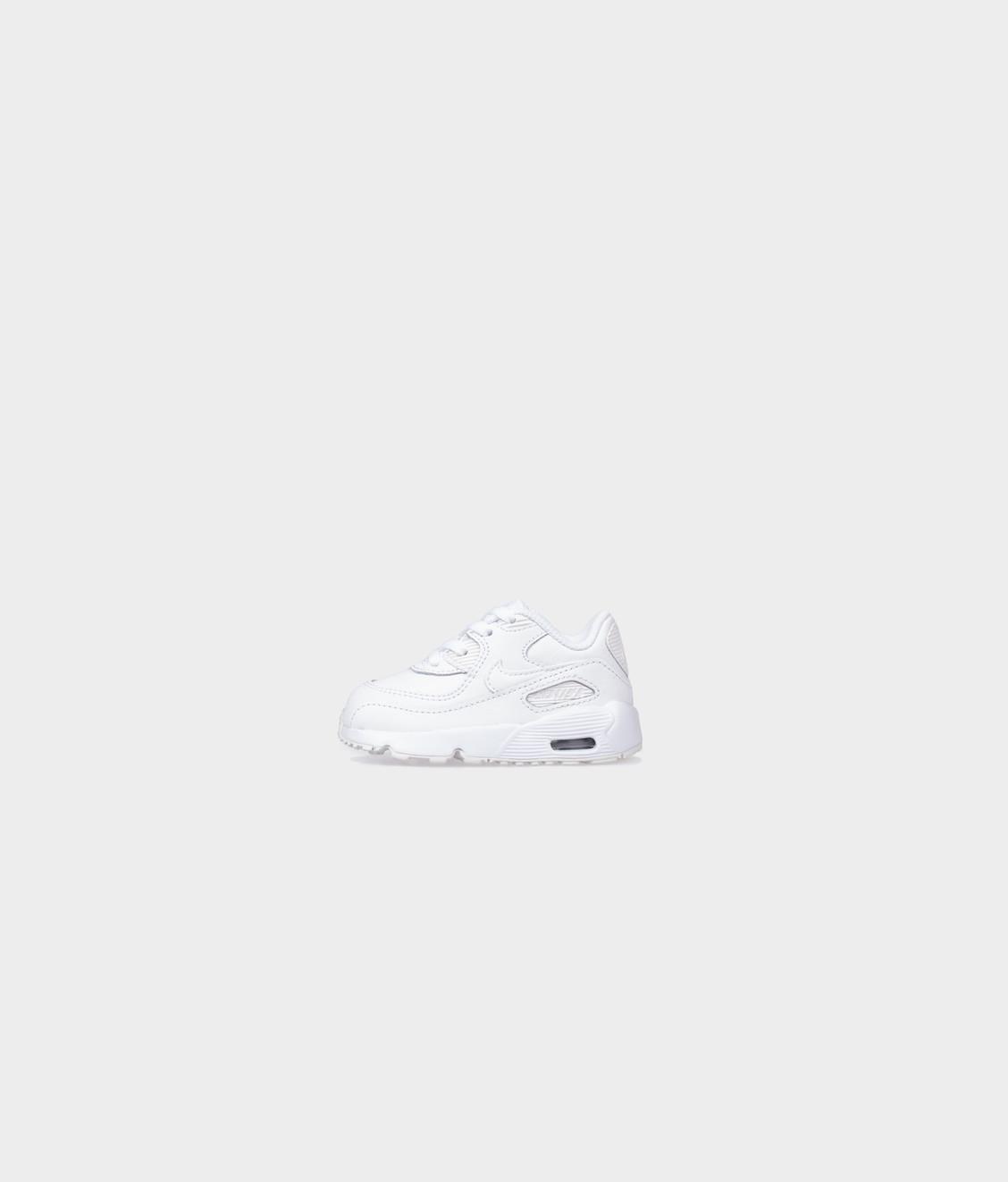 Nike Nike Air Max 90 LTR BT Toddler White