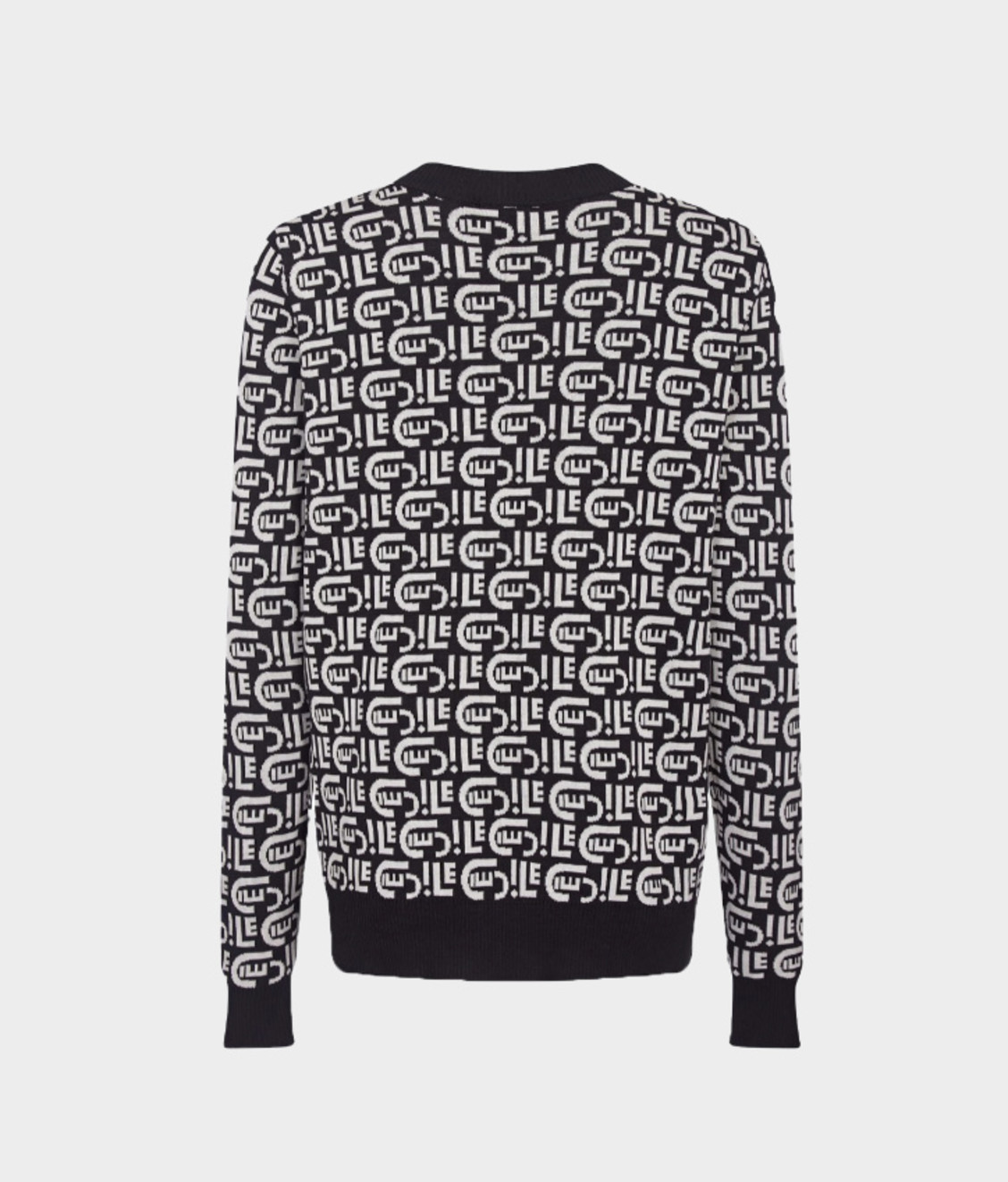 Etre Cecile Etre Cecile All Over Round Neck Knit