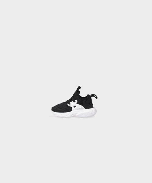 Nike RT Presto Toddler Kids Black White