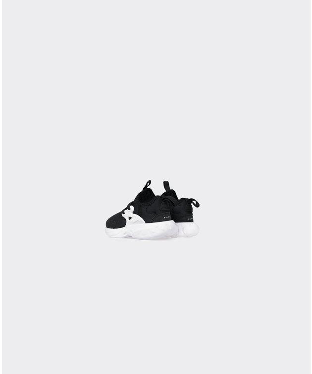 Nike Nike RT Presto Toddler Black White