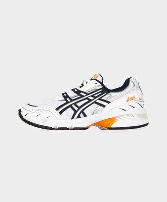 Asics Asics Gel 1090 White Midnight Navy