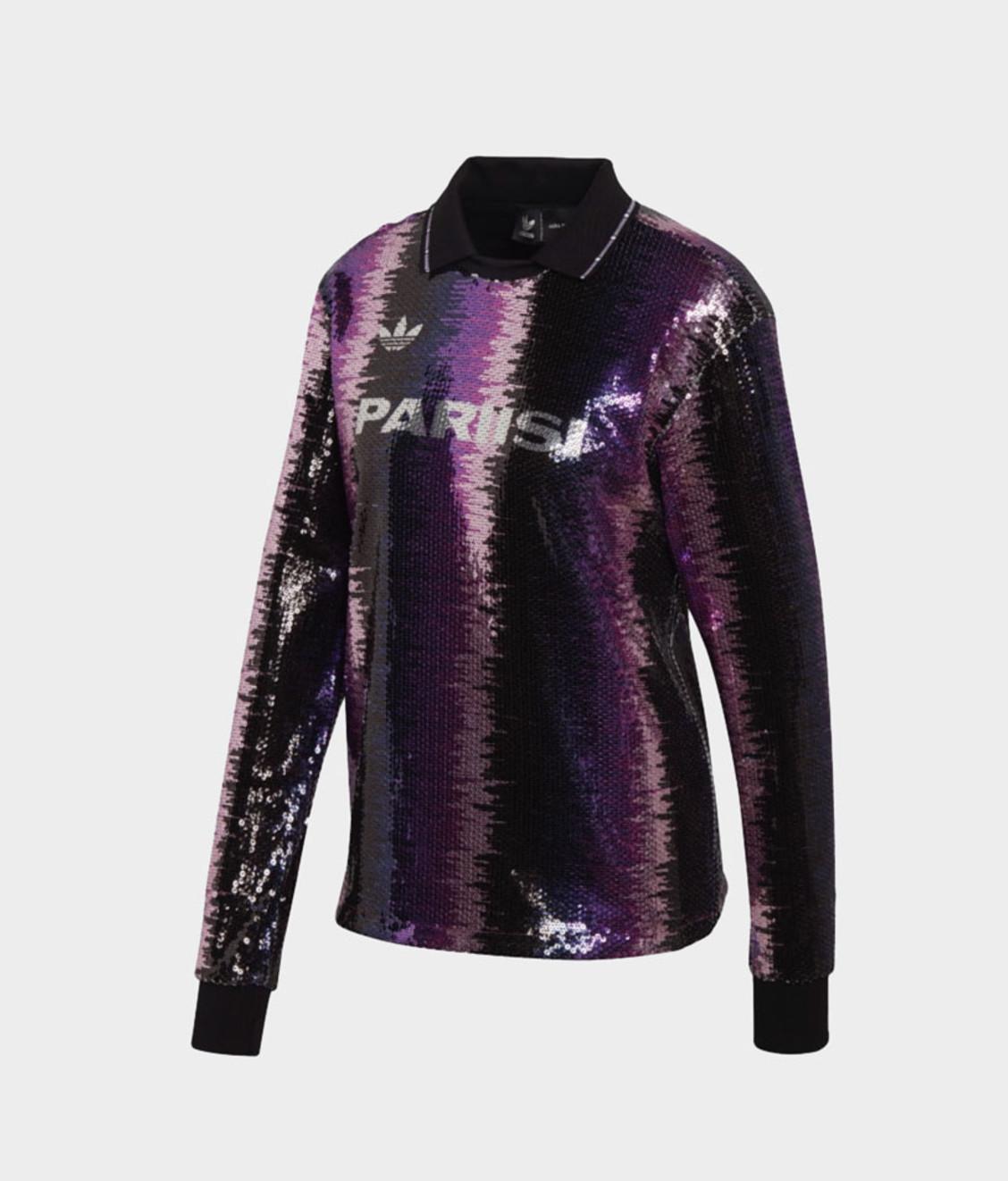 Adidas Adidas Football Jersey Purple