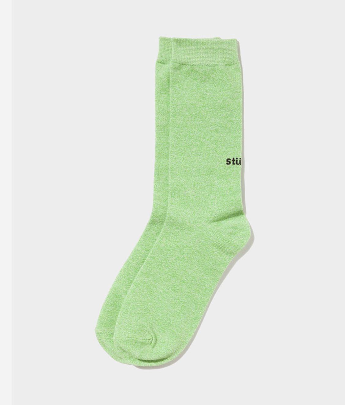 Stussy Stussy Everyday Socks Green