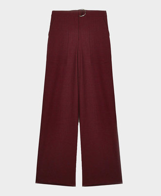 Harmony Harmony Trousers Philippine Bordeaux