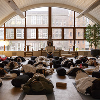 Maha Community service presents: slow down yoga