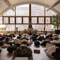 Maha Community service presents: slow down yoga