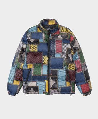 Stussy Stussy Puffer Jacket Multi