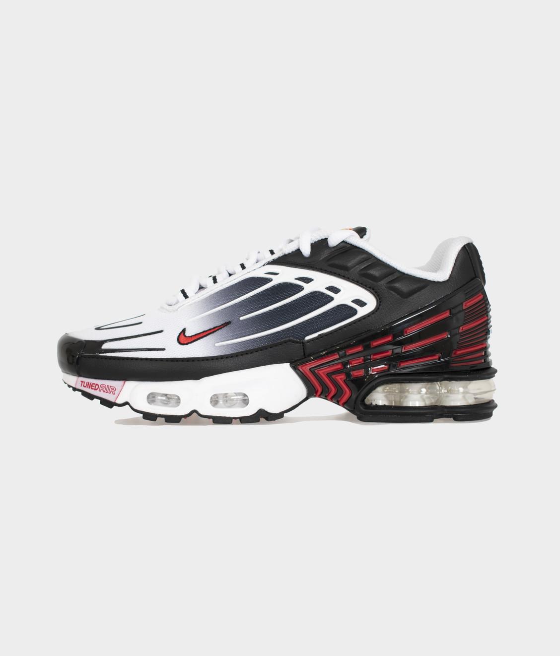 Nike Nike Air Max Plus III Black University Red