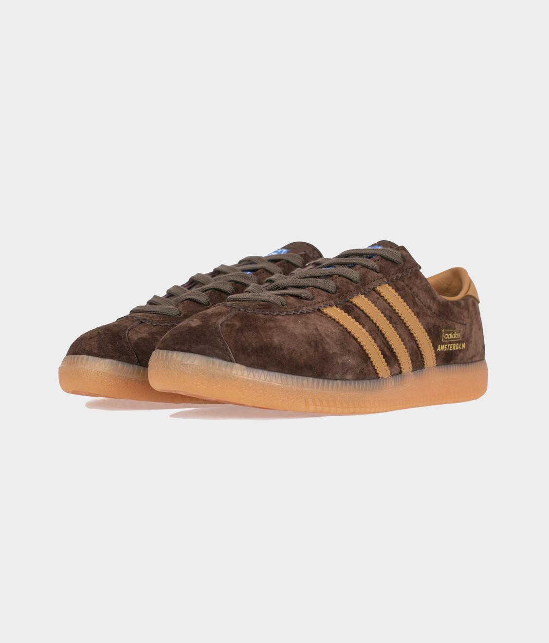 Adidas Adidas Amsterdam City Series Brown