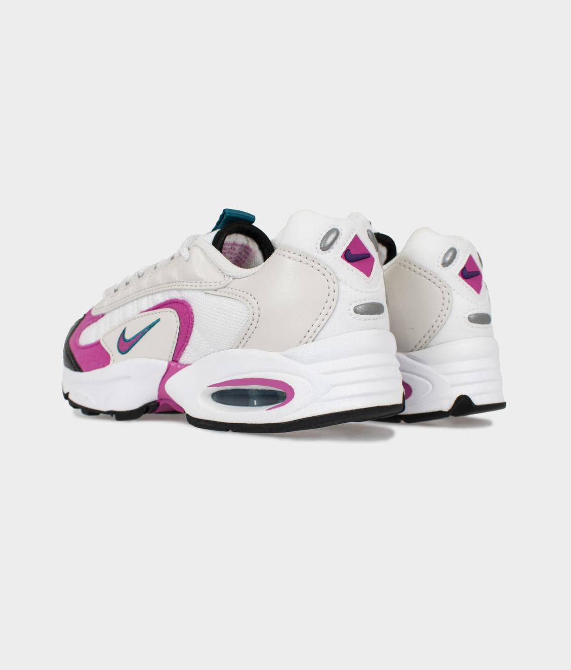Nike Nike Air Max Triax White/Active Fuchsia