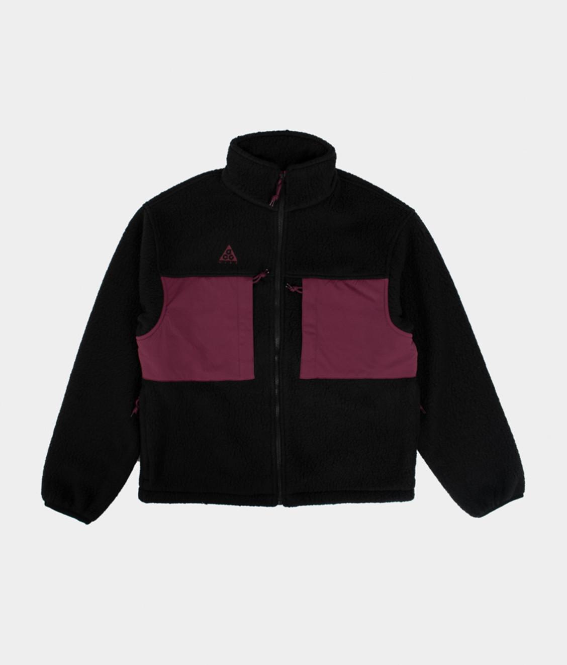 Nike Nike ACG Microfleece Jacket Black/Red
