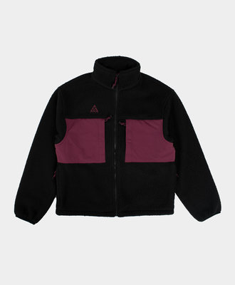 Nike Nike ACG Microfleece Jacket Black/Red