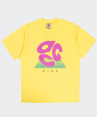 Nike Nike ACG SS Logo Tee Yellow