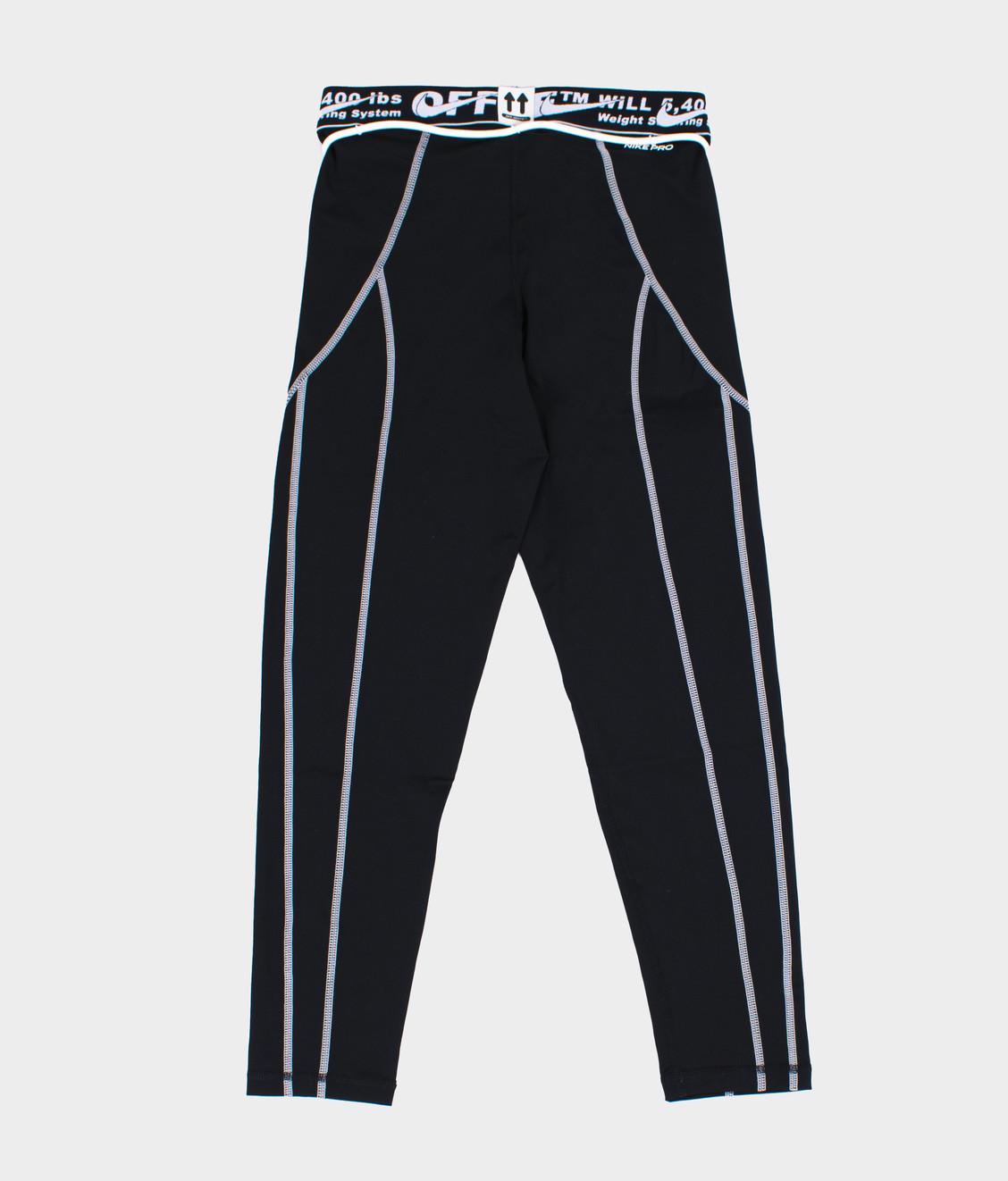 Nike Nike x Off White Pro Tight Black