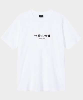 Stussy Stussy Global Design Corp. Tee White
