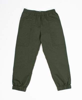 Libertine Libertine Libertine Chain Trousers Riffel Green