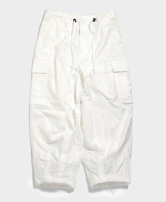Needles Needles H.D. Pant BDU Off White