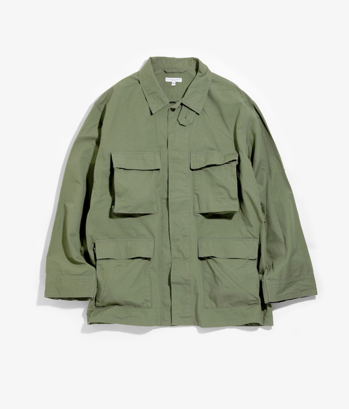Engineered Garments Engineered Garments BDU Jacket Olive Ripstop
