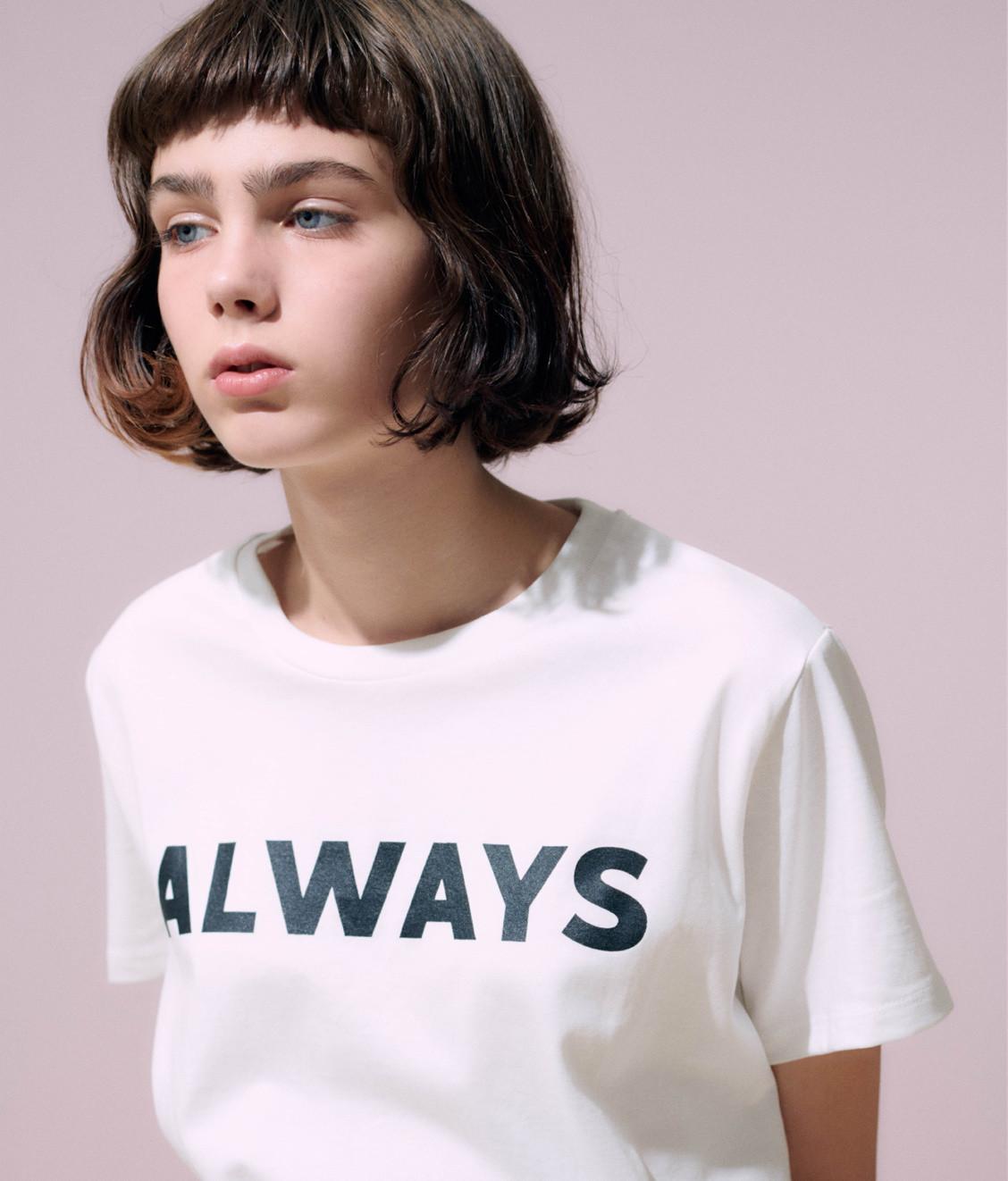NEUL Neul Always T-shirt White
