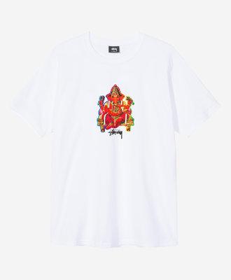 Stussy Ganesh Tee White