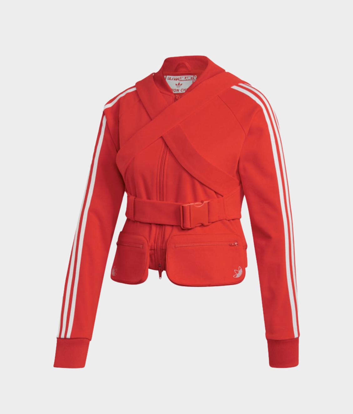 Adidas Adidas Superstar TT Red