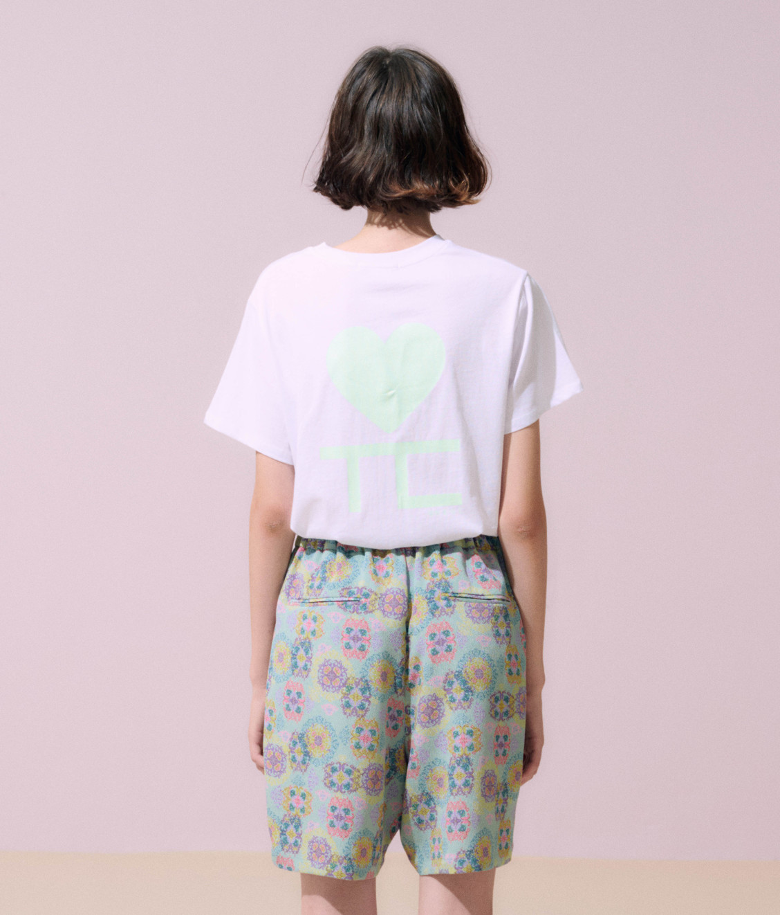 NEUL Neul Lubdub T-shirt White