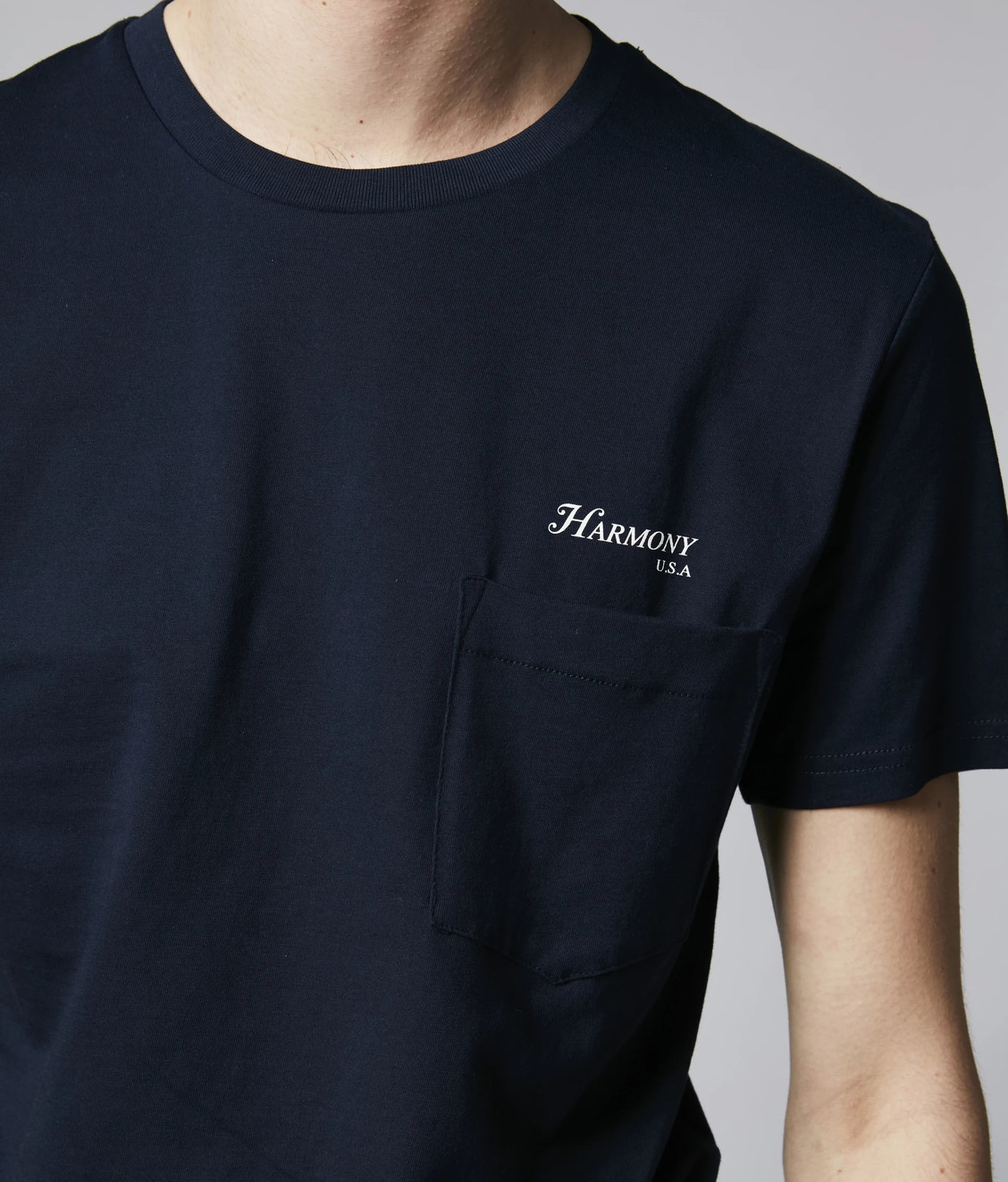 Harmony Harmony T-Shirt Teddy Rizzoli Navy
