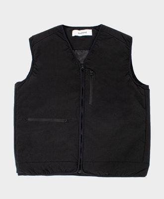 Soulland Soulland Bell Vest Black