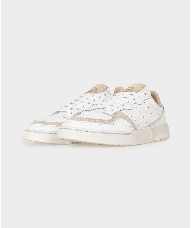 Adidas Adidas Supercourt White Beige