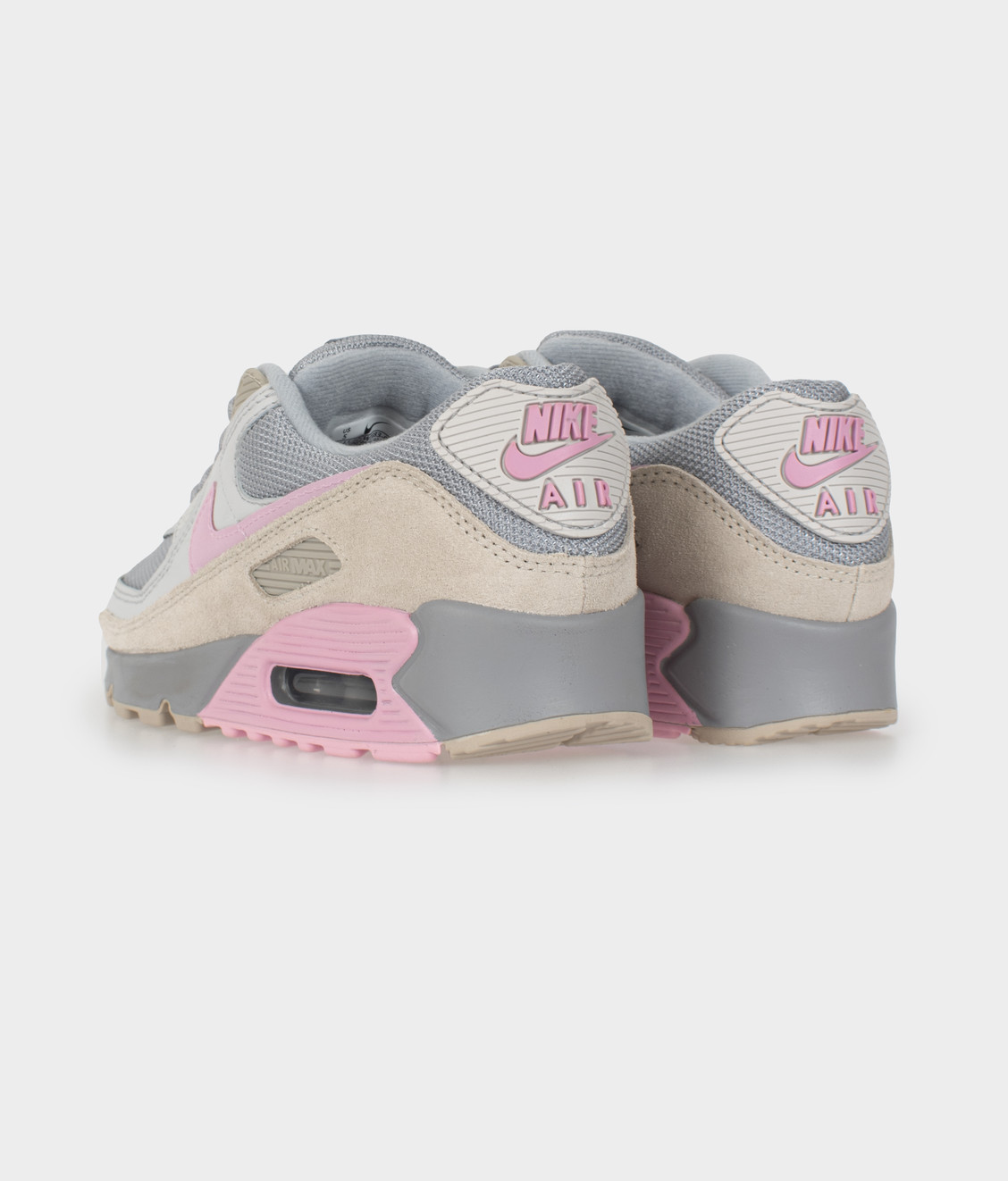 Nike Nike Air Max 90 Vast Grey Pink Wolf
