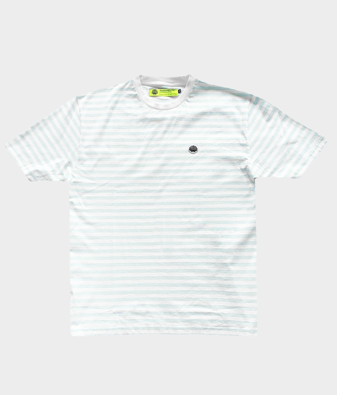 New Amsterdam New Amsterdam Patch Tee White LB