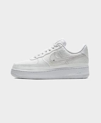 Nike Air Force 1 07 LX White/Multi Orange Tear Away