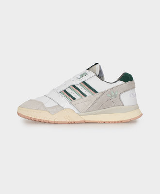 Adidas Adidas A.R Trainer White/Green/Pink
