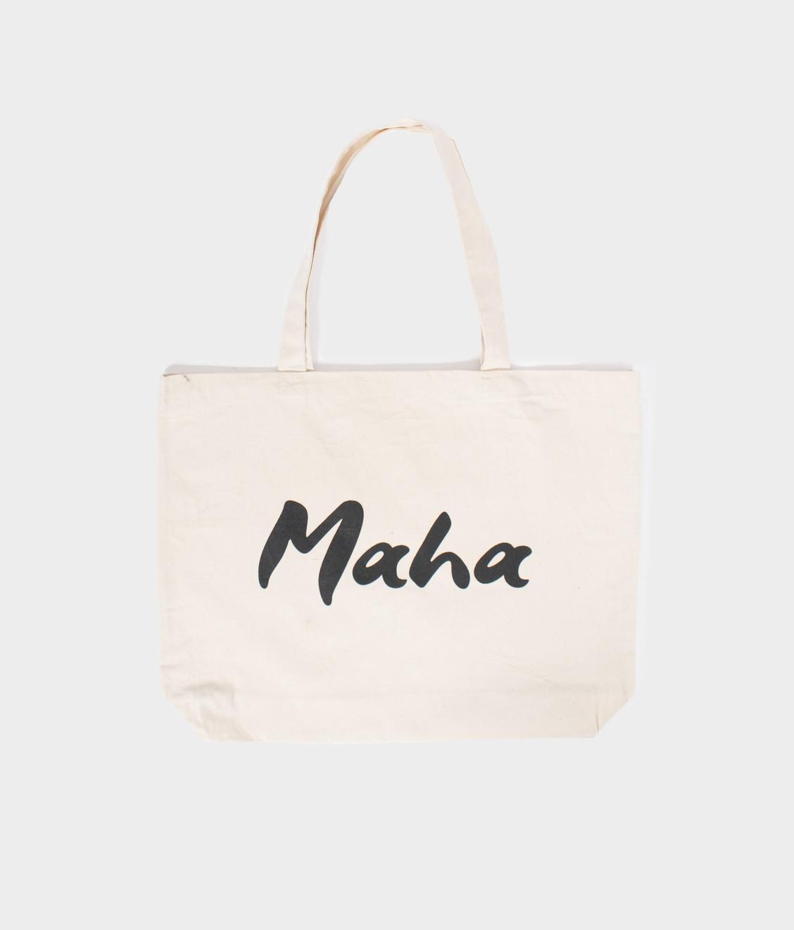 Maha Maha Tote Large Ecru