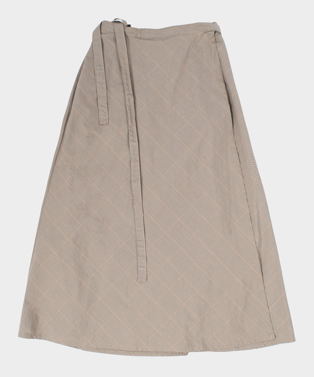 Engineered Garments Engineered Garments Wrap Skirt Tattersall