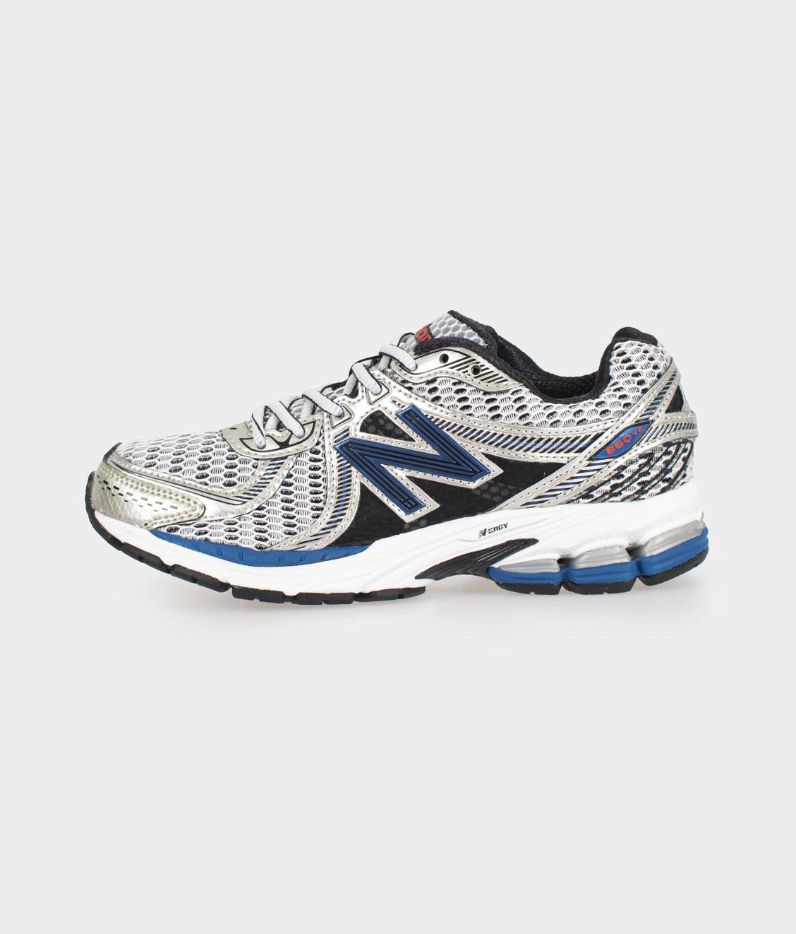 New Balance W 860 Silver Blue