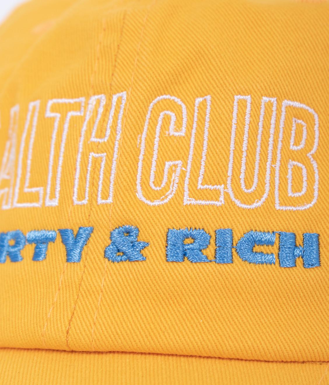 Sporty and Rich SR Health Club Sunflower