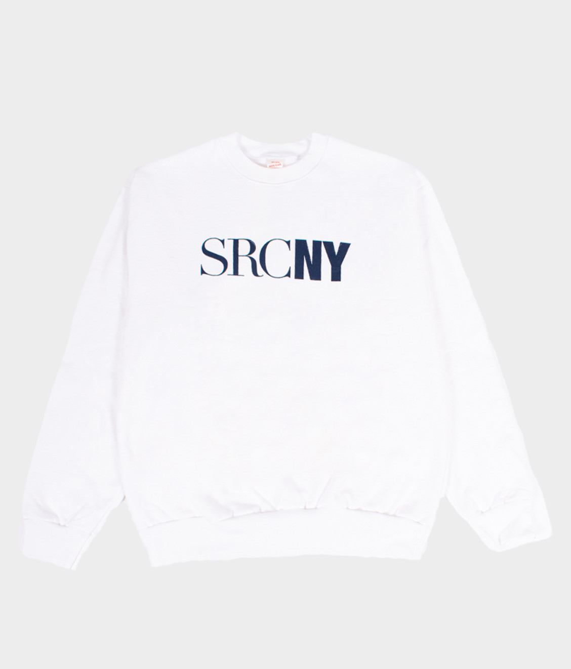 Sporty and Rich SR SRCNY Sweat White