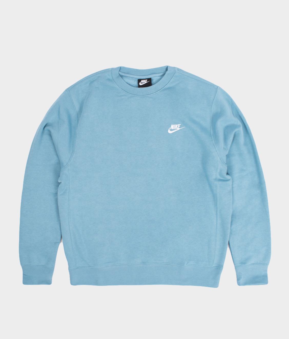Nike Nike Sportswear Club Crew Cerulean