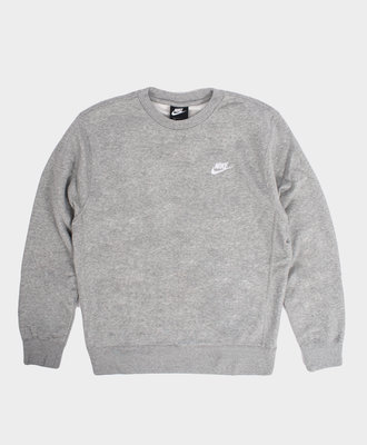 Nike Nike Sportswear Club Crew Grey