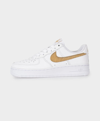 Nike Nike Air Force 1 LV8 White Club Gold