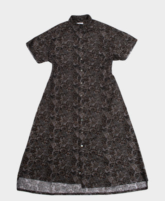 Engineered Garments Engineered Garments BD Shirt Dress Paisley Print